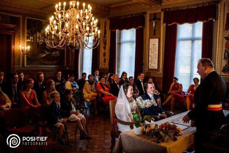 bruiloft reportage