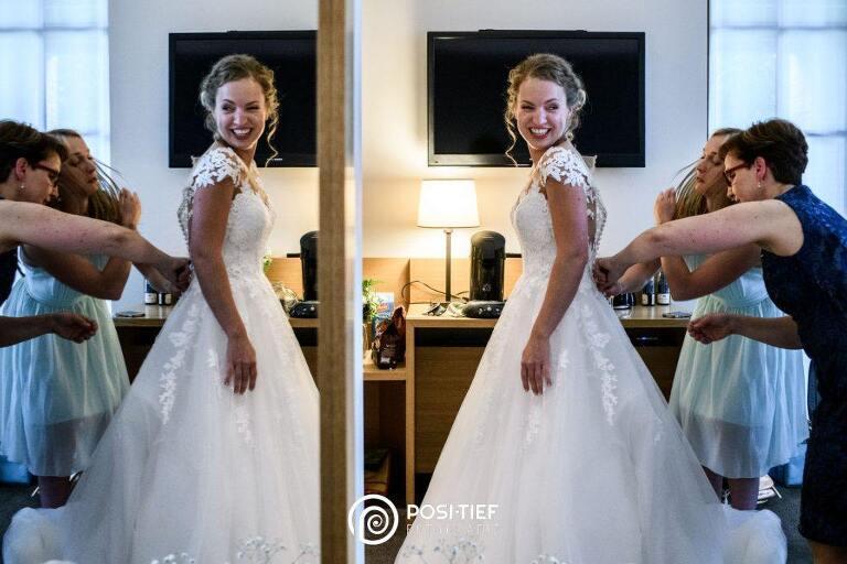 opmaak bruid
